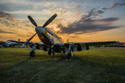 NL151HR - Private North American P-51D Mustang aircraft