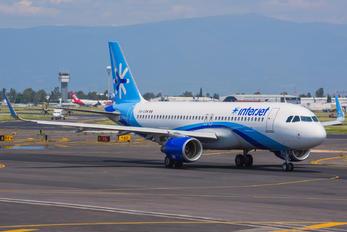 XA-CRM - Interjet Airbus A320