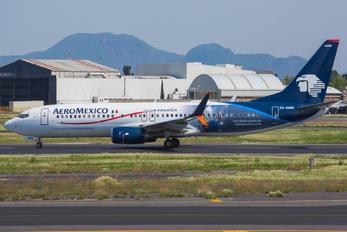 XA-AMM - Aeromexico Boeing 737-800