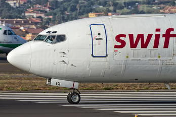 EC-MCI - Swiftair Boeing 737-400F