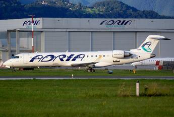 S5-AAZ - Adria Airways Bombardier CRJ-700