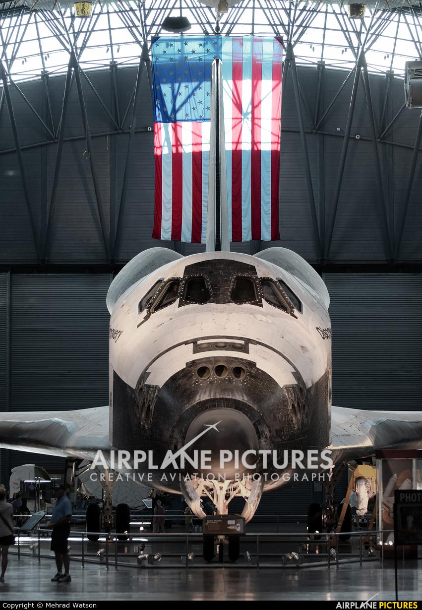 NASA OV-103 aircraft at Washington - Dulles Intl