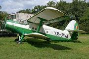 YR-PVA - Private Antonov An-2 aircraft