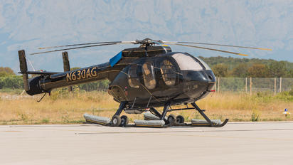 N630AG - Private MD Helicopters MD-600N