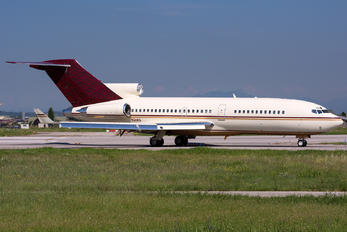 N311AG - Private Boeing 727-100