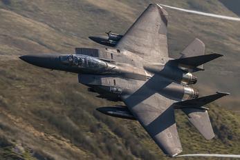 03003 - USA - Air Force McDonnell Douglas F-15E Strike Eagle