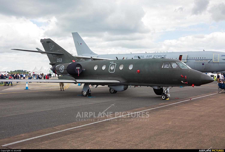 Norway - Royal Norwegian Air Force 053 aircraft at Fairford