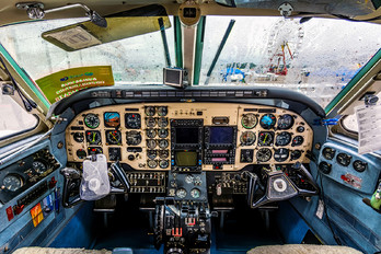 OH-BCX - ScanWings Beechcraft 90 King Air