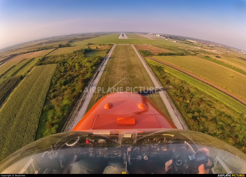 Private 9A-DBV aircraft at Zagreb