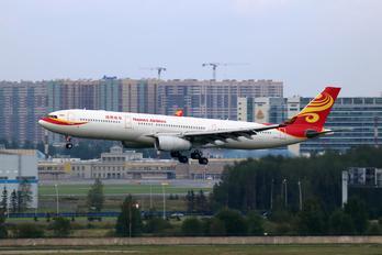 B-6527 - Hainan Airlines Airbus A330-300