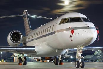OE-IDO - Global Jet Austria Bombardier BD-700 Global Express