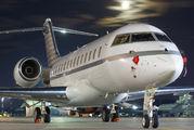 OE-IDO - Global Jet Austria Bombardier BD-700 Global Express aircraft