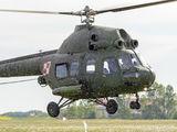 7341 - Poland - Army Mil Mi-2 aircraft