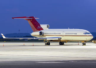 N311AG - Private Boeing 727-100 Super 27