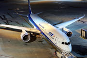JA871A - ANA - All Nippon Airways Boeing 787-9 Dreamliner aircraft