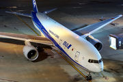 JA717A - ANA - All Nippon Airways Boeing 777-200ER aircraft