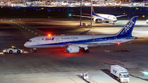 JA874A - ANA - All Nippon Airways Boeing 787-8 Dreamliner aircraft
