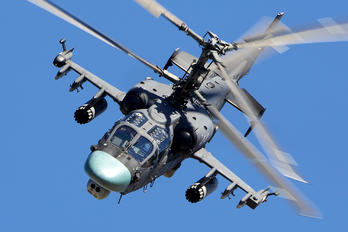 RF-91336 - Russia - Air Force Kamov Ka-52 Alligator