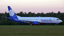 First 737-800NG in Belavia fleet title=