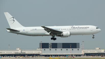 EI-DBP - Blue Panorama Airlines Boeing 767-300