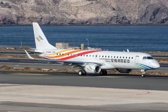 B-3240 - Colorful Guizhou Airlines Embraer ERJ-190 (190-100)