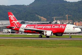 9M-AJQ - AirAsia (Malaysia) Airbus A320