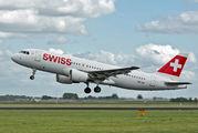 HB-IJX - Swiss Airbus A320 aircraft