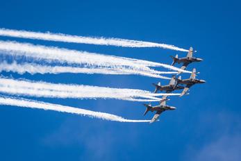 - - Finland - Air Force: Midnight Hawks British Aerospace Hawk 51
