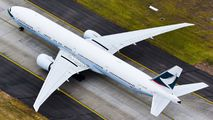 B-KQF - Cathay Pacific Boeing 777-300ER aircraft