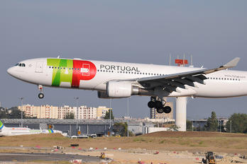 CS-TOO - TAP Portugal Airbus A330-200