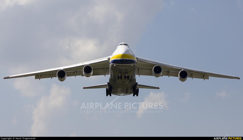 Antonov Airlines /  Design Bureau UR-82029 aircraft at Warsaw - Frederic Chopin