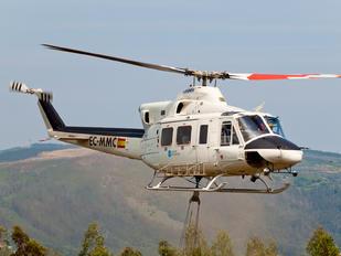 EC-MMC - INAER Bell 412SP