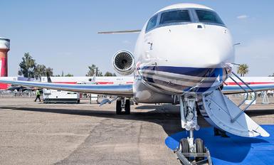N650GA - Gulfstream Aerospace Service Corp Gulfstream Aerospace G650, G650ER