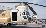 CN-ALK - Morocco - Air Force Boeing CH-47D Chinook aircraft