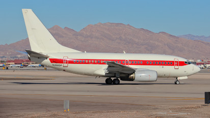N288DP - EG&G (Janet Airlines)  Boeing 737-600