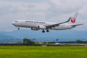 JA325J - ANA/ANK - Air Nippon Boeing 737-800