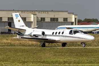 LQ-MRM - Argentina - Police Cessna 500 Citation