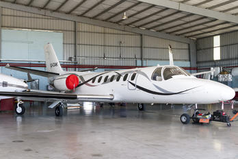 LV-CAK - Private Cessna 560 Citation V
