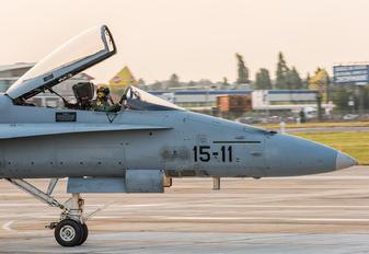C.15-24 - Spain - Air Force McDonnell Douglas EF-18A Hornet