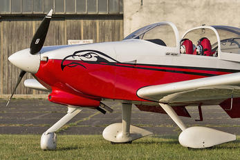 SP-YUT - Private Vans RV-6A