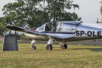 SP-OLE - Private Socata MS-883 Rallye