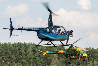 RA-04315 - Private Robinson R44 Astro / Raven