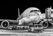 HL7766 - Korean Air Boeing 777-200ER aircraft
