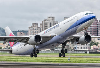 B-18351 - China Airlines Airbus A330-300