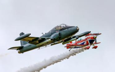 - - Strikemaster Flying Club BAC 167 Strikemaster