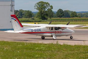 D-GIDK - Private Vulcanair P68C