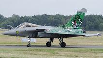 119 - France - Air Force Dassault Rafale C aircraft