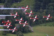 A-914 - Switzerland - Air Force: PC-7 Team Pilatus PC-7 I & II aircraft
