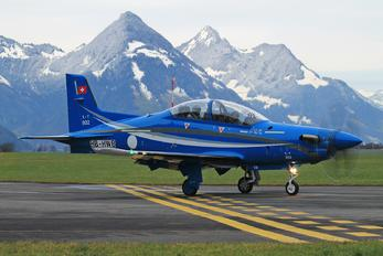 HB-HWB - Saudi Arabia - Air Force Pilatus PC-21