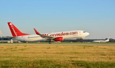 TC-TJH - Corendon Airlines Boeing 737-800